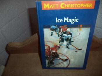 Ice Magic  ISBN 0-316-13991-2