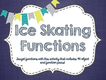 Ice Skating Functions