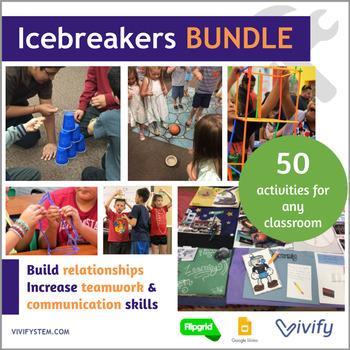 STEM Icebreaker & Engineering Activities (Pipe cleaner Challenge)
