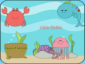 "Ickle Ockle: A song using the pitches, ""mi so la"""
