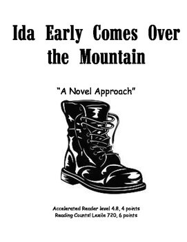 Ida Early Comes Over the Mountains - A Novel Approach Bundle