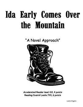 Ida Early Comes Over the Mountain - A Novel Approach