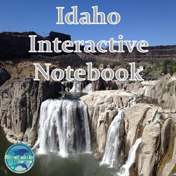 Idaho Interactive Notebook