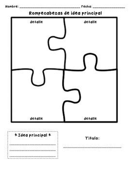 Idea principal (Main Idea)