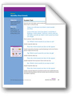 Identifies Short Vowels (assessment)