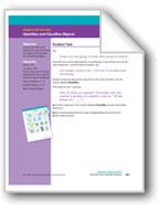 Identifies and Classifies Objects (Algebra)