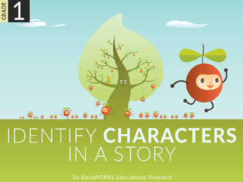 Identify Characters in a Story