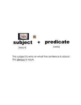 Identify Subjects