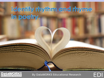 Identify Rhythm and Rhyme in Poetry