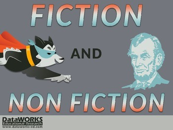 Identify the Characteristics of Fiction and Nonfiction