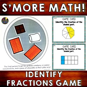 Identify the Fraction Game