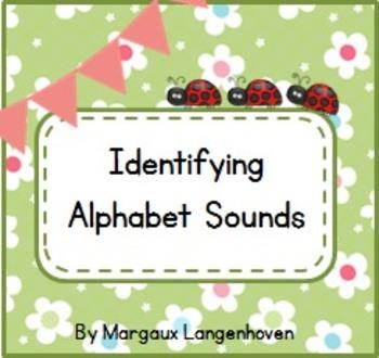 Identifying Alphabet Sounds
