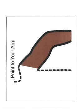 Identifying Body Parts - Visual Assitance
