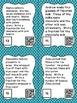 Identifying Fractions Story Problems - 20 Task Cards with