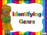 Identifying Genre - Key Reading Skills