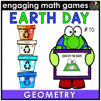 Identifying Geometric Shapes Game