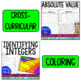 Identifying Integers Activity Pack