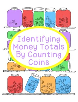 Identifying Money Using Different Coin Values Activity Mat