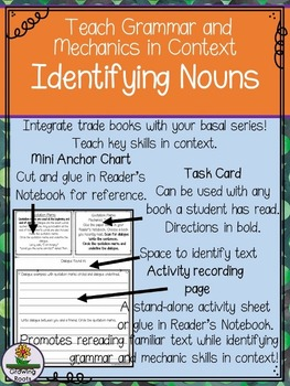 Identifying Types of Nouns