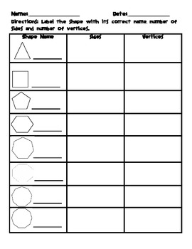 Printables Polygons Worksheet identifying polygons worksheet by saddle up for 2nd grade worksheet