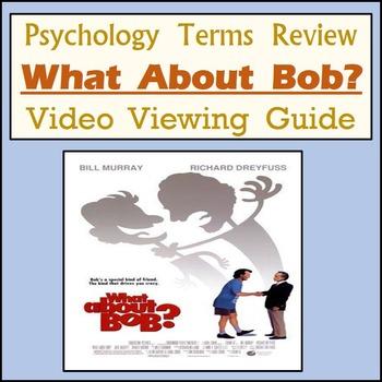 Psychology - What About Bob?