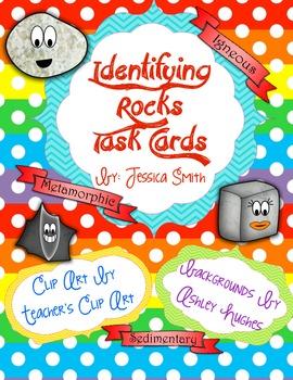 Identifying Rocks {Sedimentary, Igneous, & Metamorphic} Ta