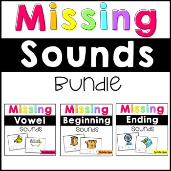 Identifying Sounds Bundle