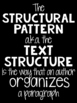Identifying Structural Patterns in Nonfiction Text