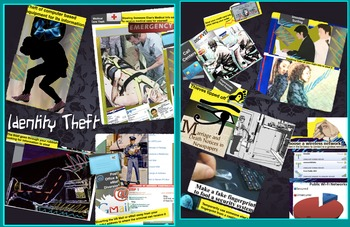Identity Theft FREE POSTER Computer Information Theft Hack