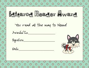 Iditarod Awards