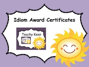 Idiom Awards
