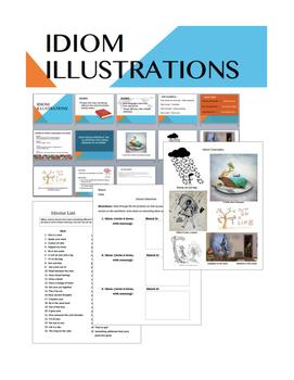 Idiom Illustrations