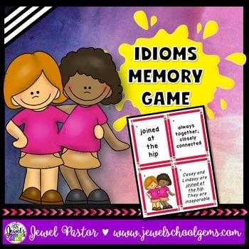 Idioms Game