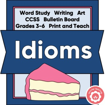 Learning About Idioms