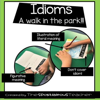 Idioms: A walk in the park!