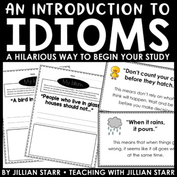 Idioms: An Introduction