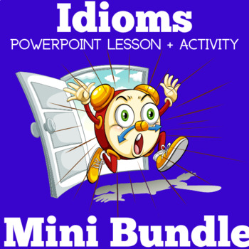 Idioms PowerPoint Lesson