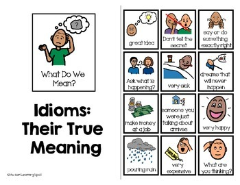 Idioms Story