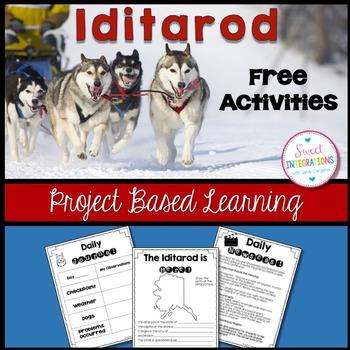 PROJECT BASED LEARNING: IDITAROD (MINI-UNIT)