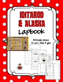 Iditarod & Alaska Lapbook