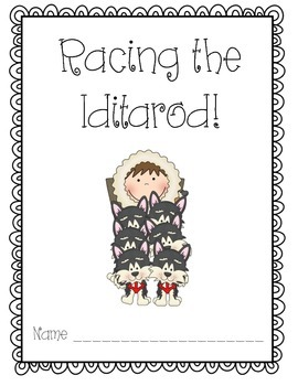 Iditarod Comprehension Packet