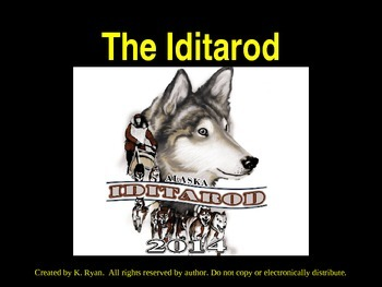 Iditarod Facts