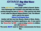 Iditarod Fast Facts