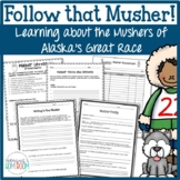 Iditarod Musher Activities -- Follow That Musher!