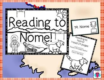 Iditarod Reading to Nome Set