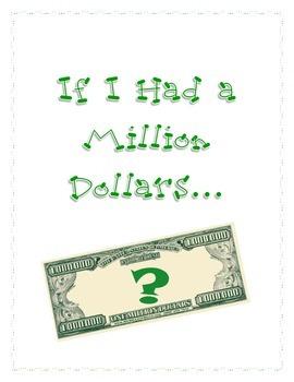 If I Had a Million Dollars... A Cross-Curricular Unit