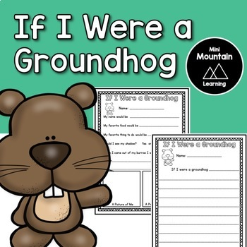 If I Were a Groundhog