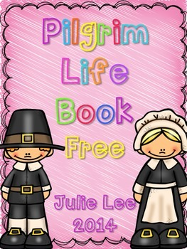 If I Were a Pilgrim Book FREE