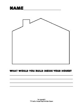 If I built a house - Supplement