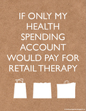 If Only My Health Spending Account Would Pay for Retail Th